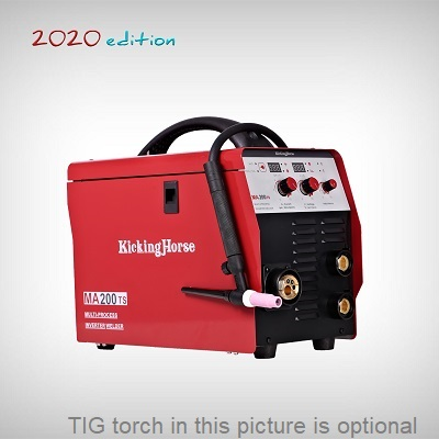 Multiprocess Welder MA200TS(CSA) IGBT Inverter, 220 V