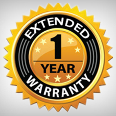 1 (one) year extended warranty by KickingHorse