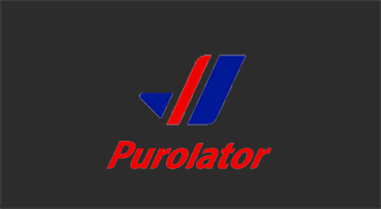 Ship with Purolator